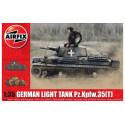 Airfix German Light Tank Pz.Kpfw.35(t)