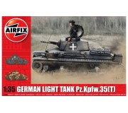 Airfix German Light Tank Pz.Kpfw.35(t)