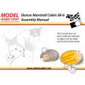 MHS Model SB-6 Marshall Cabin x2