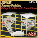 MHS Model SB-9 Vintage Style Marshall & Control Tower