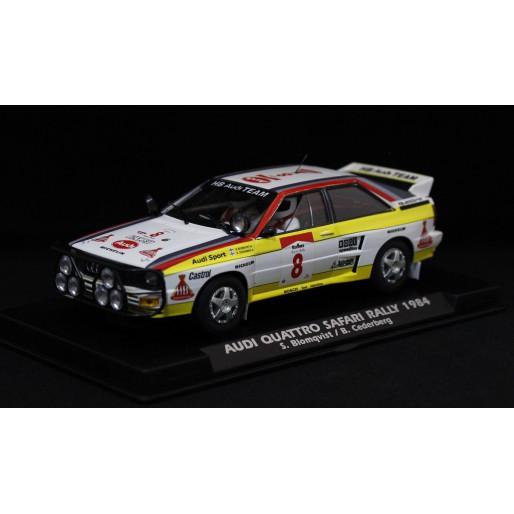 FLY E2005 Audi Quattro Safari Rally 1984
