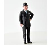 LE MANS miniatures Figure Ettore Bugatti 1930