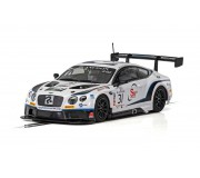 Scalextric C4024 Bentley Continental GT3 Team Parker Racing Brands Hatch 2018