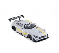 """NSR 0097AW Mercedes-AMG - Test Car """"Grey"""" n.1 - AW King 21 EVO 3"""
