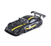 "NSR 0098AW Mercedes-AMG - Test Car ""Black"" n.2 - AW King 21 EVO 3"