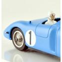 LE MANS miniatures Bugatti 57C n°1 Winner