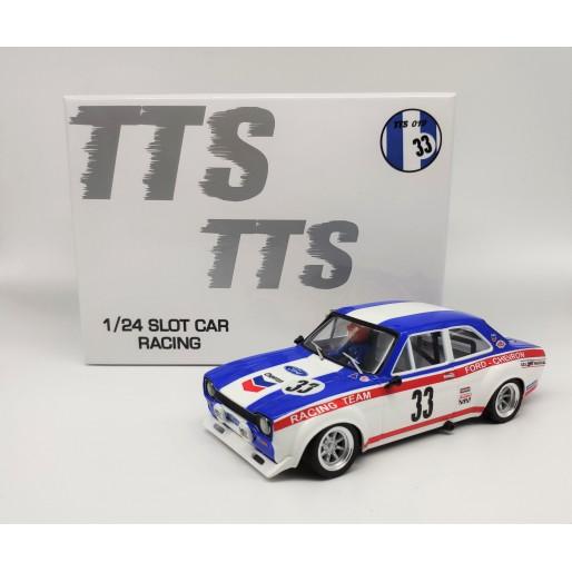"""TTS Ford Escort Mk.1 Gr.2 n.206 """"GULF TEAM"""" Edition"""