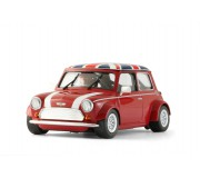 BRM MINI COOPER - RED UNION JACK FLAG EDITION