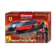 Carrera GO!!! 62487 High Speed Contest Set