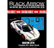 Black Arrow BACMKITV Ferrari GT3 Italia KIT AW MARTINI n.20