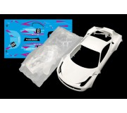 Black Arrow BABC02H Ferrari GT3 Italia Body Kit BLUE n.21