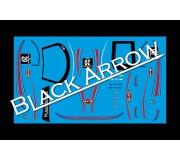 Black Arrow BAWD02G Feuille de Décalcomanie GT3 Italia MARTINI n.20