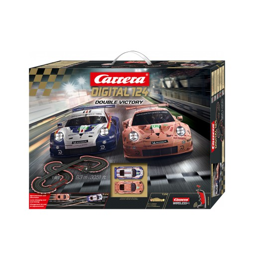 Carrera DIGITAL 124 23628 Double Victory Set