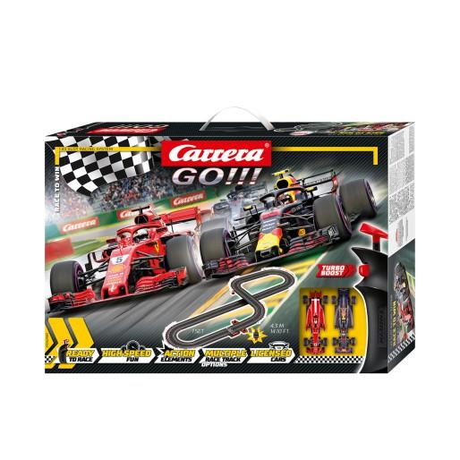 Carrera GO!!! 62428 Champions Lap Set