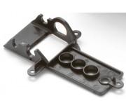 NSR 1224 Support Moteur EVO Sidewinder cage courte Medium Noir