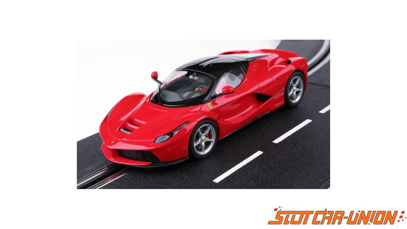 carrera evolution 27446 laferrari red slot car union. Black Bedroom Furniture Sets. Home Design Ideas