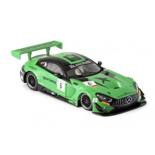 NSR 0107AW Mercedes-AMG - Black Falcon n.6 Monza 2018 - KING 21 EVO3