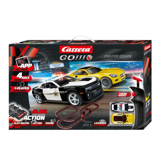 Carrera GO!!! PLUS 66004 Night Chase Set