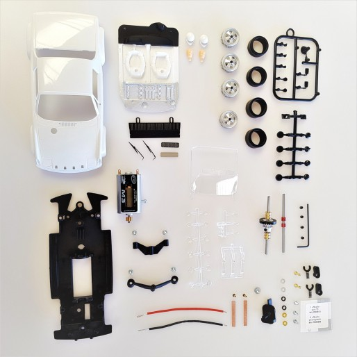SRC 52001 Kit PORSCHE 914/6 GT UPGRADE Rally 1