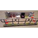 Slot Track Scenics Acc.16 Marshal post accessories