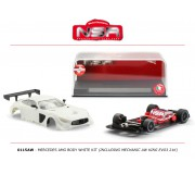 NSR 0115AW Mercedes-AMG Kit Carrosserie Blanc - inclus mécanique AW KING EVO3 21K