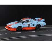 "Sideways SWHC07/A Lancia Stratos Turbo Gr.5 - Gulf Racing n.21 ""HISTORICAL COLORS"" Special Edition"
