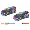 Scaleauto SC-6159 Peugeot 208 WRX Istanbul 2014 n.1 Timerzyanov