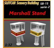 MHS Model SB-15s2 Stand Marshall x2