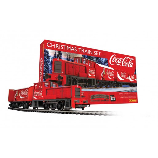 Hornby R1233 The Coca-Cola Christmas Train Set