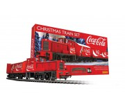 Hornby R1233 Coffret Le Train de Noël Coca-Cola
