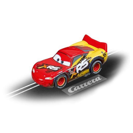 Carrera GO!!! 64153 Disney·Pixar Cars - Lightning McQueen - Mud Racers