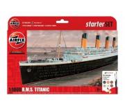 Airfix Large Starter Set R.M.S. Titanic 1:1000