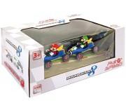 "Pull & Speed Nintendo Mario Kart 8 ""Mach 8"" Twinpack"