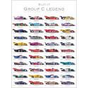 Slot.it PGRC-2 Poster Group C Legend (2011-2017)