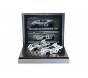 NSR SET09 1/2 Poker Aces Porsche 908/3 Targa Florio 1970 - SPECIAL EDITION Set 2 of 2