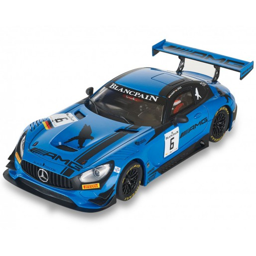 "SCX Mercedes AMG GT3 ""Black Falcon"""