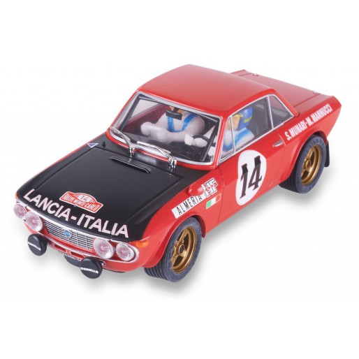 """SCX Lancia Fulvia 1.6 HF """"Munari-Mannucci"""""""