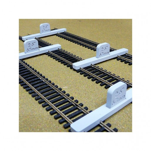 Proses PT-HO-02 HO/OO Scale Parallel Track Tool 67mm