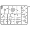 MiniArt 35569 Mobilier de Café & Vaisselle