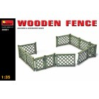 MiniArt 35551 Wooden Fence
