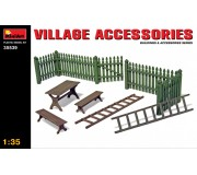 MiniArt 35539 Village Accessories
