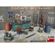 MiniArt 35596 Atelier de Garage