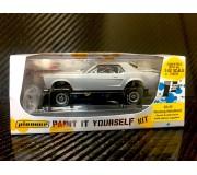 Pioneer Kit n.3 (PIY) Mustang Notchback 1968 Kit Blanc