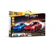 "Policar T001a ""Subaru BRZ drift"" Track Set"