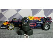 Paul Gage XPG-22148XXD Urethane Tires 22x14x8mm x2