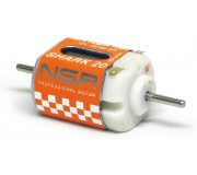 NSR 3004IS SHARK 20 20000 rpm - 164 g.cm @ 12V Short can w/wires + inline pignon for universal use