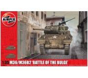 Airfix M36/M36B2, Battle of the Bulge 1:35