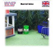 WASP Barrel bins