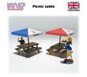 WASP Picnic table