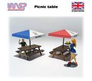 WASP Table de pique-nique